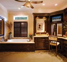 transitional bathroom remodel u2014 del mar designs