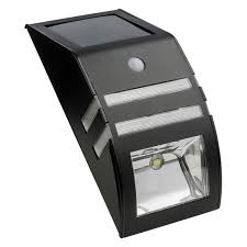 Led Security Lights Paradise Lighting Solar Led Stainless Steel Motion Security Light