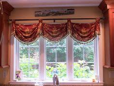 Board Mounted Valance Ideas Victory Swag Valance Window Lingerie Pinterest Curtain
