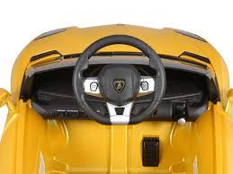 lamborghini aventador lp700 ride on car rastar lamborghini aventador lp700 4 6v battery powered car
