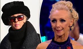 strictly come dancing 2017 debbie mcgee faces axe after injury