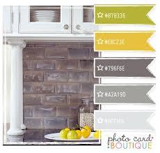 Gray Color Schemes For Kitchens by 51 Best Diy Color Palette Ideas Images On Pinterest Colors