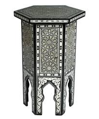 Moroccan Side Table Moroccan Side Table Great Tables