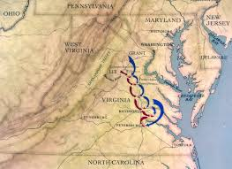 Fredericksburg Va Map Maps The Civil War Pbs