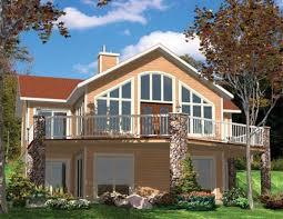 hillside cabin plans 17 best hillside house plans images on hillside house