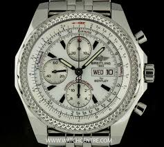 breitling bentley back breitling bentley motors steel a13362