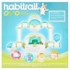 Hamster Cages Cheap Habitrail Ovo Dwarf Hamster Habitat Walmart Com