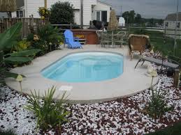 Small Backyard Pool by The Aqua Group Fiberglass Pools U0026 Spas Trilogy Fusion Pools