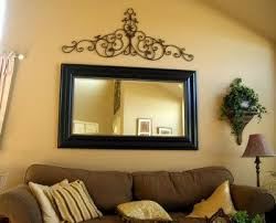wall decor ideas for small living room best 25 mirror above ideas on diy living room