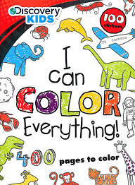 color discovery kids