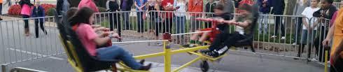 carnival rides backyard bounce