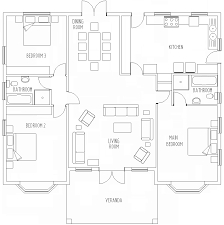 single storey house plans single storey house floor plan house interior