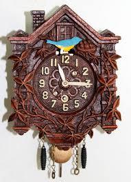 Antique Cuckoo Clock Antique Clocks Antique Price Guide