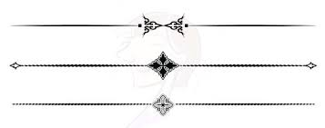 clipart divider lines clipart for work