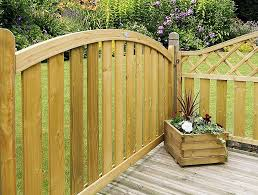continental fence panels pennine boundary arched top panels