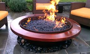 articles with backyard creations gas fire pit tag astounding gas