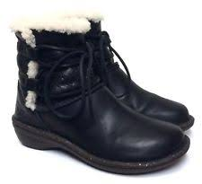ugg s caspia ankle boots gravy ugg caspia boots ebay