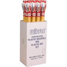 amazon com wiffle bat and ball combo 12 pack sports u0026 outdoors