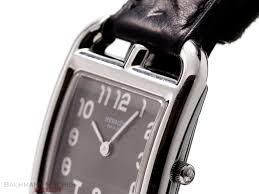hermes cape cod ladys watch ref cc1210 stainless steel bj 2009