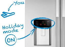 fridge red light freestanding fridge freezer neofrost multi zone cff6873g beko uk