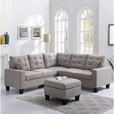 Sectional Sofa For Small Living Room Small Sectional Sofas You Ll Wayfair
