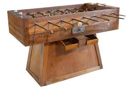 vintage foosball table for sale collectorscarworld com this vintage soccer table will melt your