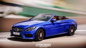 2015 mercedes c class convertible mercedes amg c43 and c class convertible to debut in geneva gtspirit