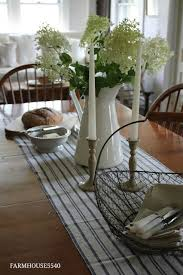 Dining Table Centerpiece Ideas Best 25 Dining Room Table Runner Ideas Ideas On Pinterest