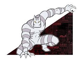 white tiger dexter u0027s laboratory wiki fandom powered wikia