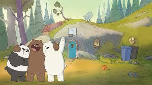 New House Necessities Bear Necessities Animation Magazine