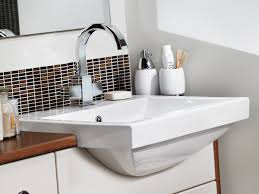 utopia quantum square semi recessed standard basin 550 x 460mm