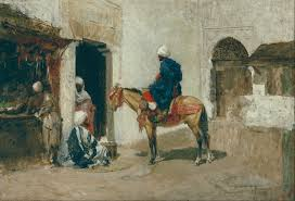 moroccan art history file tomàs moragas moroccan on horseback google art project jpg