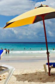 Lightweight Beach Parasol Beach Vacation Packing List
