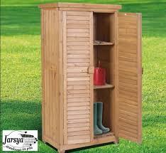 armadi in legno per esterni armadio portascope da esterno idee di design per la casa