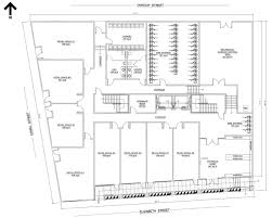 ground plan proposed building at 169 canal street greater city providence