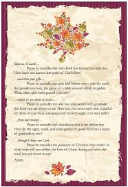 thanksgiving blessings received prayer thanksgiving blessings