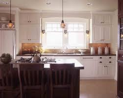 kitchen craftsman kitchen mission style kitchen island lighting