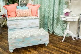 diy refurbished dresser chair set home u0026 family hallmark channel