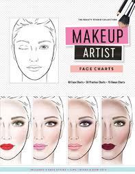 makeup artist book book info makeup charts colorista books
