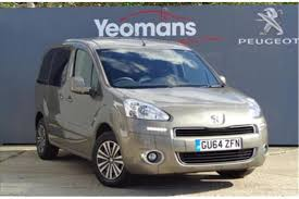 used peugeot partner tepee petrol for sale motors co uk