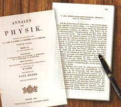 how to write the theory section of a research paper the einstein papers centennial 1905 2005 jpeg image of
