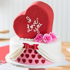 How To Decorate Heart Shaped Cake Valentine U0027s Day Collections Cakes Com