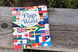 flags of the world to color u2013 peek inside u2013 usborne books u0026 more