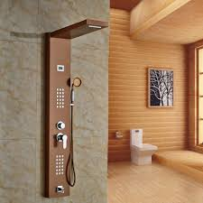 Bathroom Shower Panels by Thermostatic Shower Panels Bathroom Shower Panels Bathselect Com