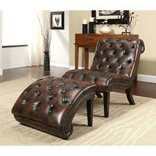 Leather Chaise Lounge 253 71 Patrick Leather Chaise Lounge Chair And Ottoman Dealepic
