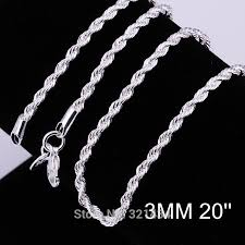 sterling silver necklace wholesale images Wholesale fashion high quality brand new womens mens male female jpg