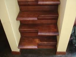alternating tread staircase while i work