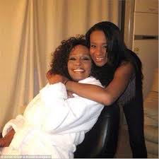 Whitney Houston Daughter Found In Bathtub Whitney Houston U0027s Daughter Bobbi Kristina Hospitalized News