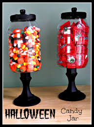Halloween Candy Jar by Throwback Thursday Halloween Candy Jars Vintage Paint And More