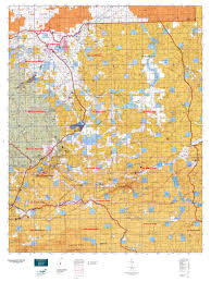 Wyoming Topo Map Wyoming Elk Gmu 25 Map Mytopo